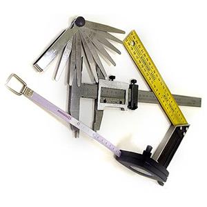 Вимірювальні інструменти