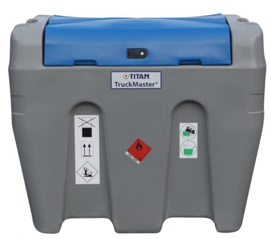 Мобільна АЗС TruckMaster® 900л