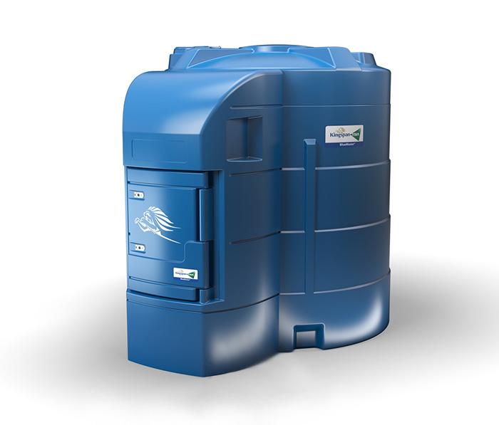 Стаціонарна міні-АЗС BlueMaster® 9000л