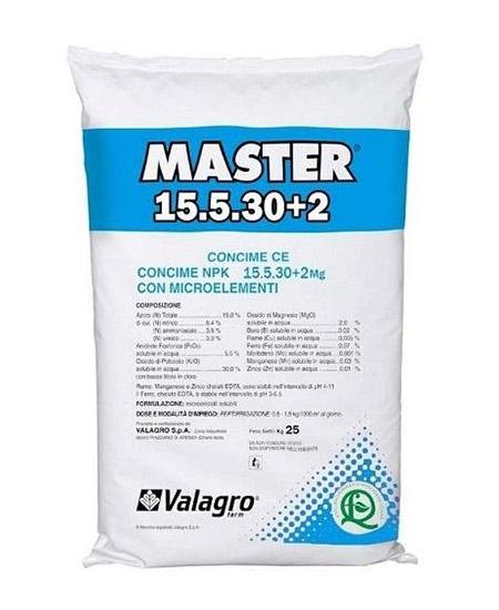 Master (Майстер) 15.5.30, 25 кг