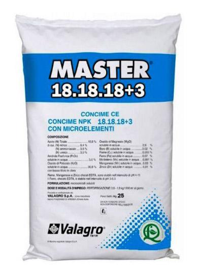 Master (Майстер) 18.18.18+3, 25 кг