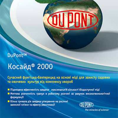 Косайд® 2000, в.г.