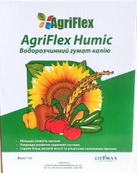 Гумат калію Агріфлекс Гумік (Agriflex Humic) добриво