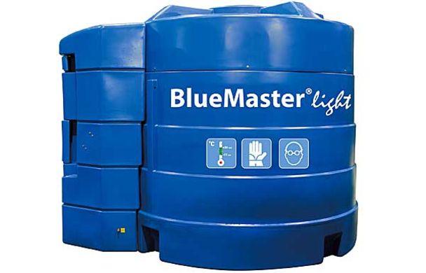 Стаціонарна міні-АЗС BlueMaster® 5000л