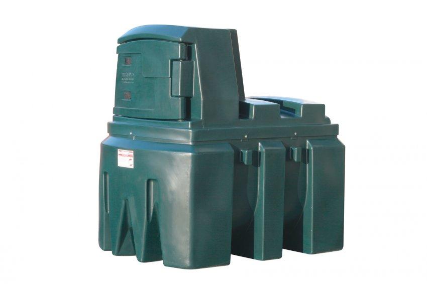 Стаціонарна АЗС FuelMaster® 1200л