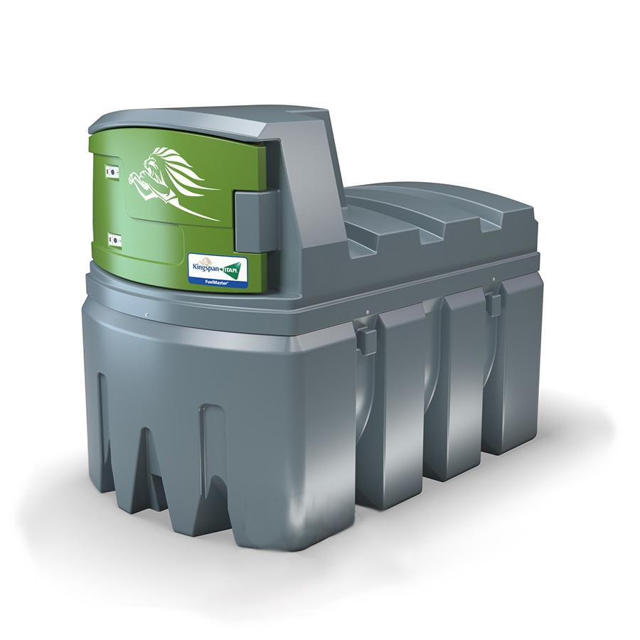 Стаціонарна АЗС FuelMaster® 2500л