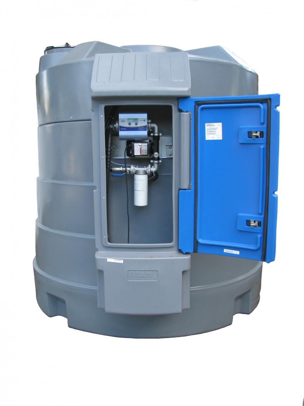 Стаціонарна АЗС FuelMaster® 5000л