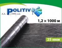 Плівка мульчуюча POLITIV E1103 чорна