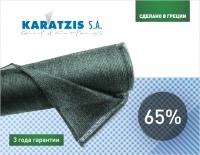 Сітка для затінення KARATZIS 65%